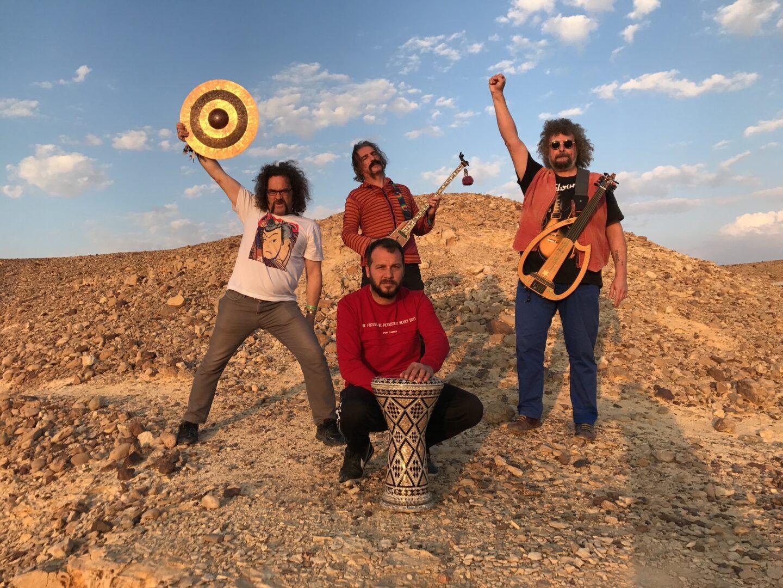 Die Band Baba Zula ©Emir Sivaci