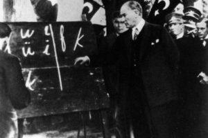Atatürk als Lehrer