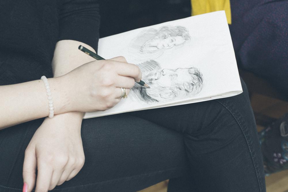 Aykut Kayacik gezeichnet