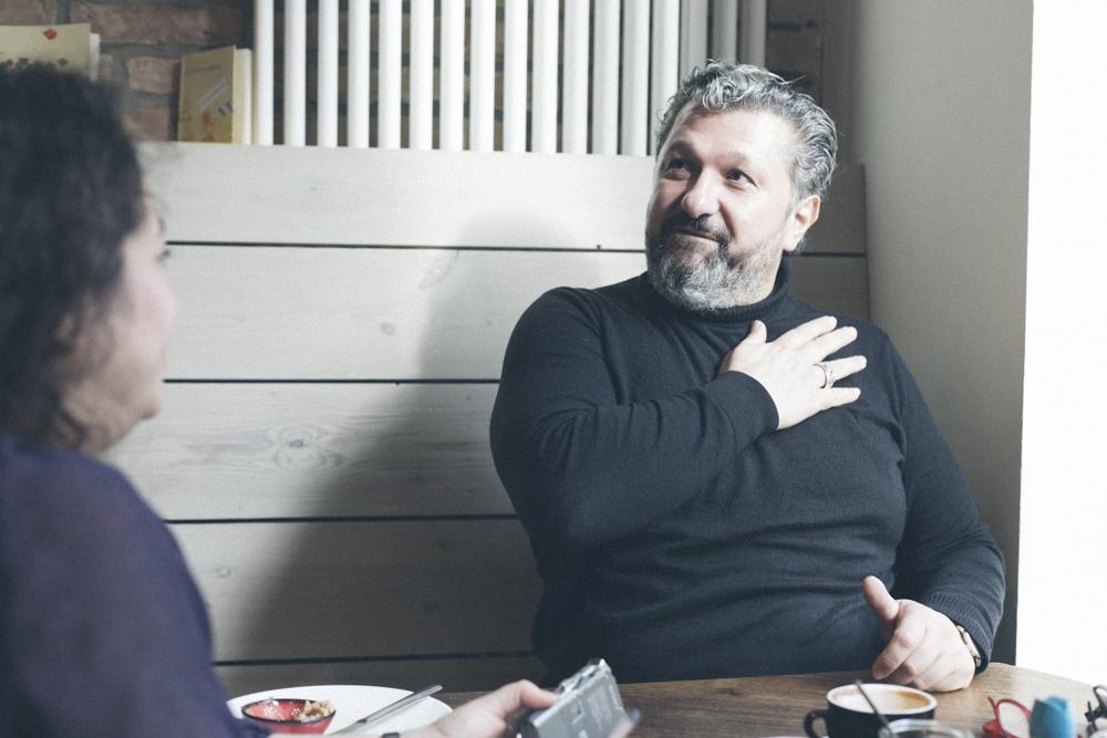 Aykut Kayacik im Interview