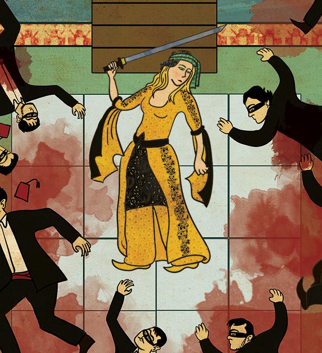 murat-palta-illustration-kill-bill-04_renk