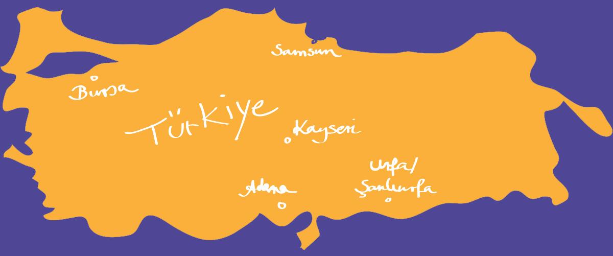 turkisch-fur-anfanger_Tuerkei-Karte_renk