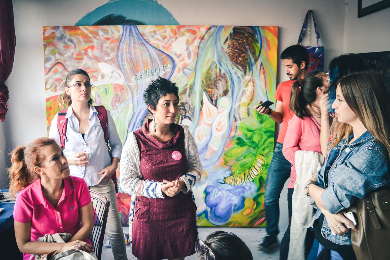 Open Studio Days Istanbul-25