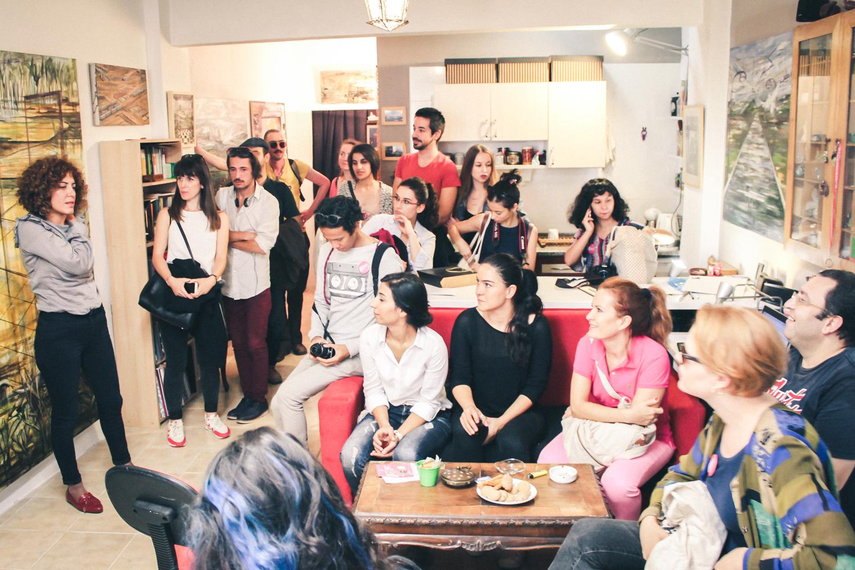 Open Studio Days Istanbul-7558