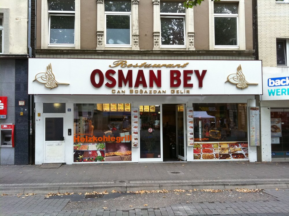 Osman Bey _Köln