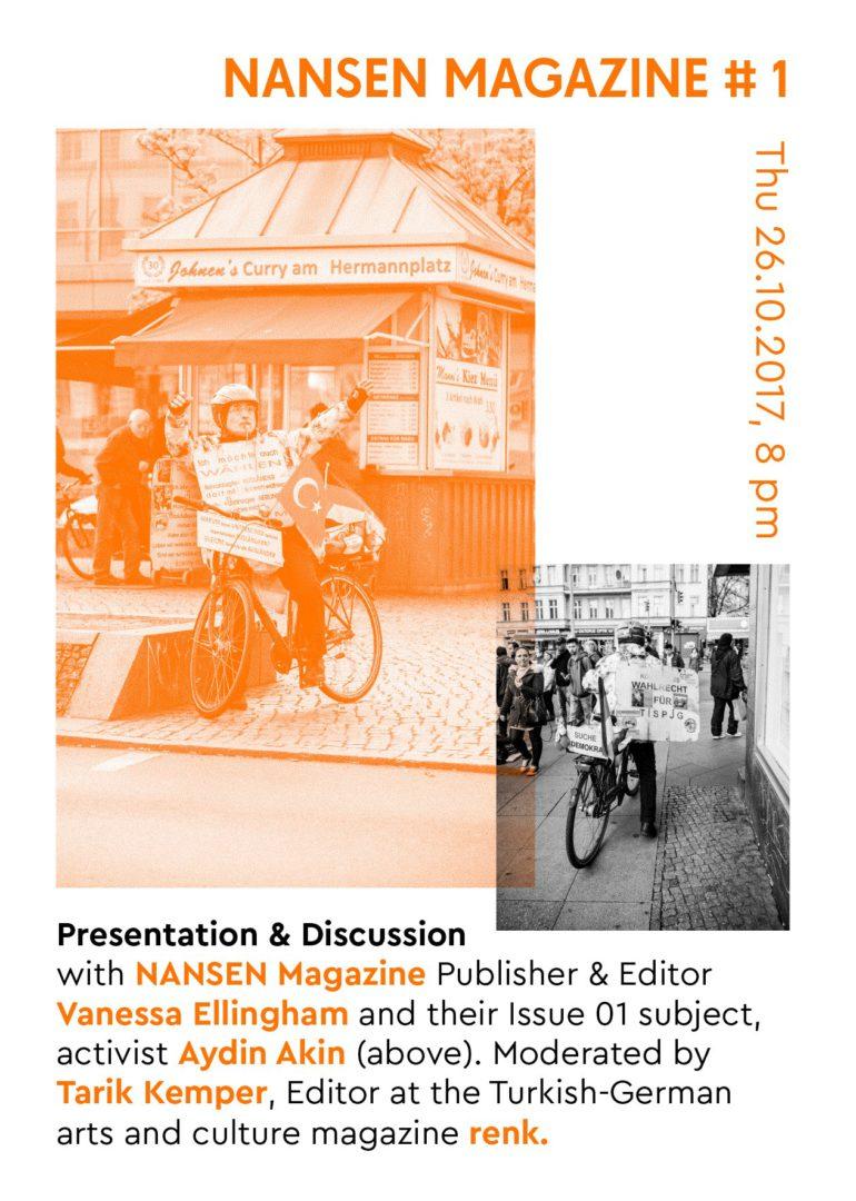 Presentation: Nansen Magazin #1 - renk