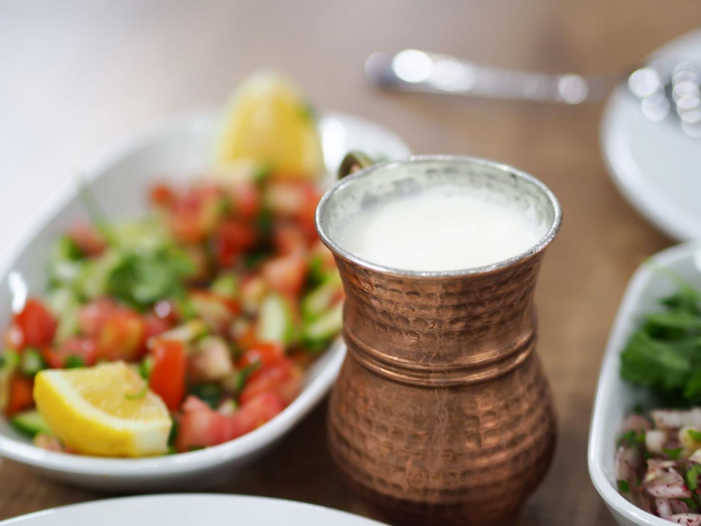 Ayran –typisch türkische Küche