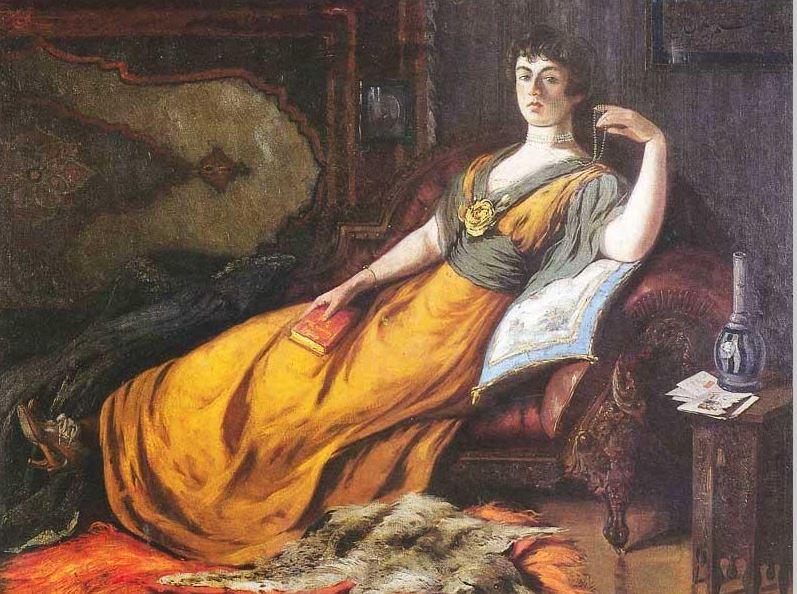 Efendis Frauenbild war revolutionär.