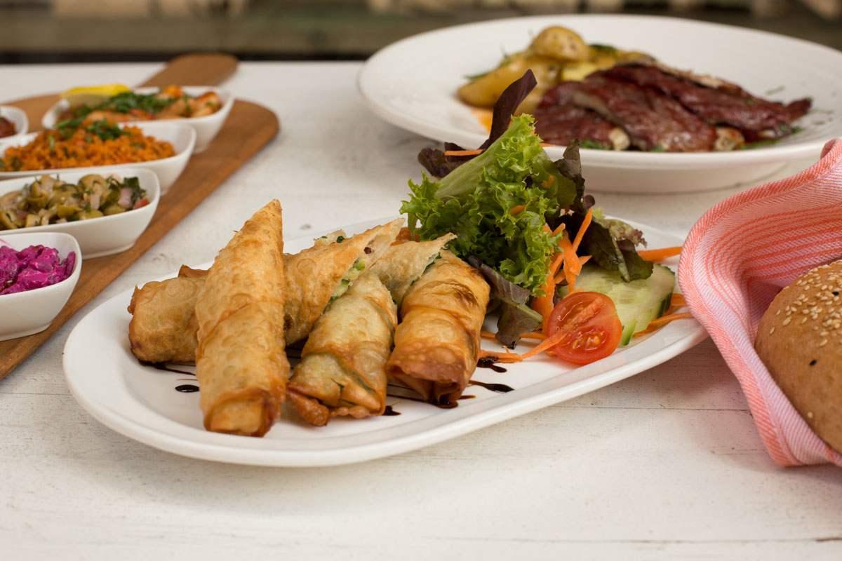 Türkische Küche ohne Orient-Design und Co. - renk.